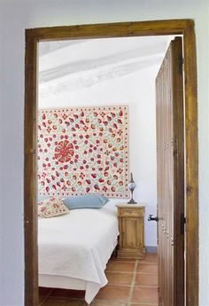 Bedroom - Beautiful Spanish Style House