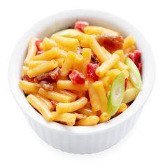 Bacon-Red Pepper Mac 'n' Cheese