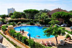 A Carnon, la résidence Aguylène de Goelia, vous accueille pour vos vacances.