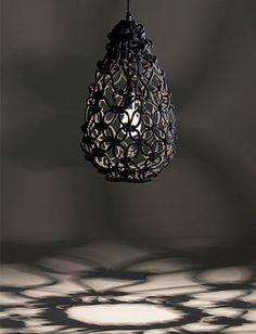 macrame light #lighting