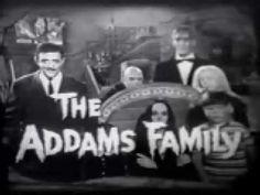 The Addams Family Original Title Intro & Theme Music