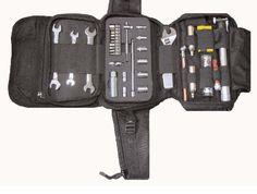 BMW motorcycle toolkit.