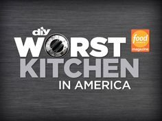 Help DIY Network and Food Network Magazine pick the Worst Kitchen in America. The kitchen with the most votes gets a makeover from DIY Network's Kitchen Crashers.>> http://www.diynetwork.com/worst-kitchen-in-america-2013-vote/package/index.html?soc=wkia