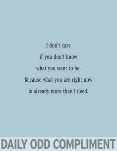 More than I need