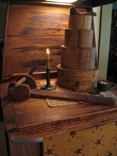 Old Wooden Prims....... ~♥~