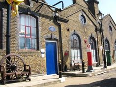 Walthamstow pump house museum