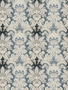 Stroheim: Stancliffe in color Indigo from the Notting Hill collection Damask