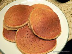 Finding Joy in My Kitchen: Fluffy Apple Cinnamon Pancakes fluffi appl, appl season