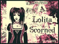 A Lolita Scorned font by AngeliQ - FontSpace