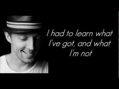 I Won't Give Up - Jason Mraz HD