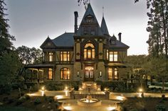 Beringer in Napa Valley, CA