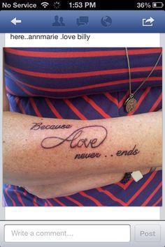 R.I.P tattoo idea