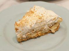 As seen on #TheKitchen: No-Bake Banana Pudding Pie