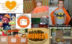 Hunger Action Month activities to inspire a season of giving. #MomsFightHunger #FeedingAmerica #kbn #NoKidHungry #TeamNKH