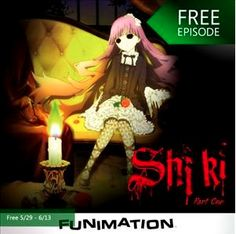 Get episode 1 of Shiki for FREE on Xbox Live until June 13th, 2012.