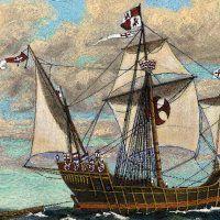 Wreck May Be Columbus' Sunken Santa Maria
