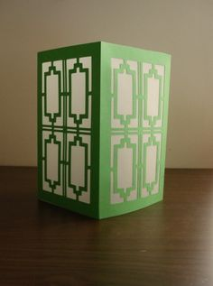 D i a n a Paper Lantern Luminary, Wedding Centerpiece, Table Centerpiece, Custom Colors for weddings baby showers and more
