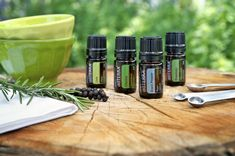 We use doTERRA oils in my house everyday!  LOVE THEM!