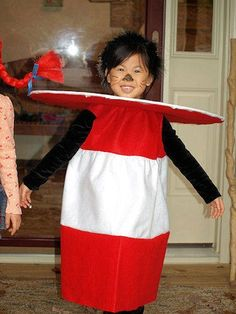 Mom's Best Nest: DIY Dr. Seuss Costume Ideas - these are great!