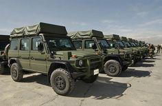 Army G-Wagen