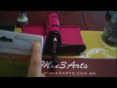 Uso de facas da Accuquilt com Sizzix Big Shot ou Big Kick - YouTube