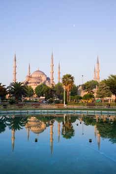 Istanbul: where Europe meets Asia. #turkey #cruise
