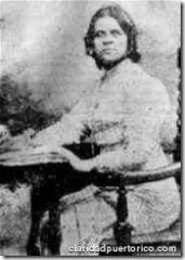 Luisa Capetillo, 1890's, Puerto Rico.
