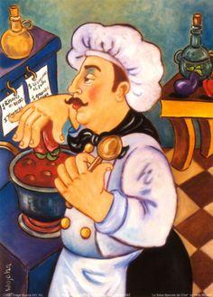 La Salsa Speciale del Chef Art