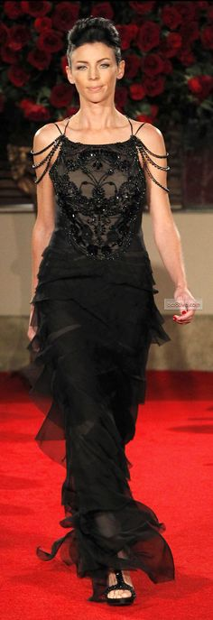 Alberta Ferretti FW 2013-14 ferretti prefal, evening dresses, prefal 2013, fashion, alberta ferretti, dream wedding dresses, albertaferretti, black, haute couture