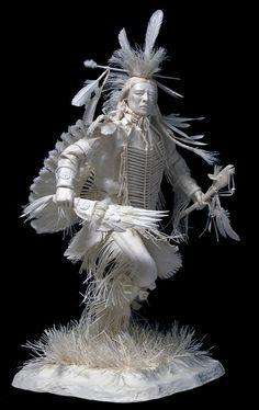 Paper Native American