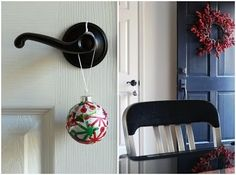 Mod Podge Ornaments (Kids Craft?)