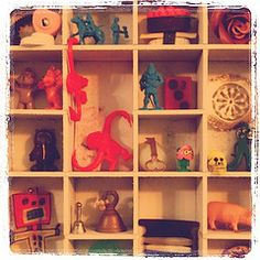 kitschi collect, uniqu find, store item, thrift store, random stuff