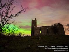 Spectacular Northern Lights create surreal sights in Donegal - IrishCentral.com