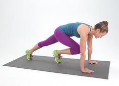 A 5-Minute Ab Workout You'll Love #SelfMagazine