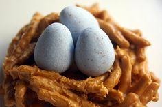 Bird's Nest Cookies by artofdessert, via Flickr