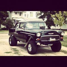 '55 Chevy Straight Axle