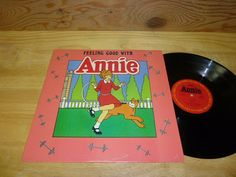 ANNIE Feeling Good 12 Vinyl Record 1982 by MutinyBooksRecords, $10.00