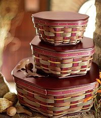 Longaberger ~ great baskets