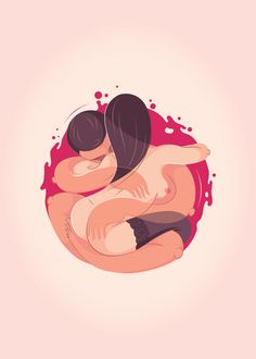 The Lovers on Behance