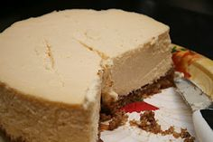 The world's best Passover Cheesecake