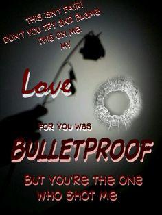 Pierce the Veil~ Bulletproof Love
