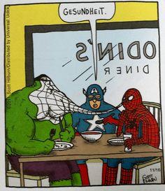 Avengers funny