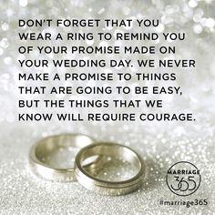 wedding ring vows