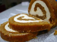 Libby's Pumpkin Roll from Very Best Baking