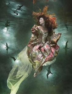 Zena Holloway, the underwater photographer