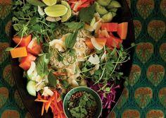Thai Composed Rice Salad | Vegetarian Times