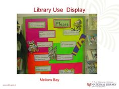 Ideas for School Libraries