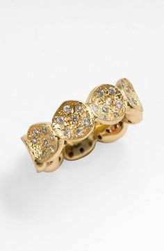 @mmjewelry Pave and Gold Ring