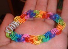 Make a Paperclip Bracelet