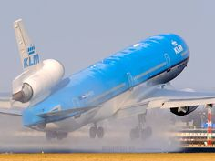KLM MD-11 PH-KCK